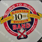 10th Mountain Division Band ~ Inlet, NY 7/31/11