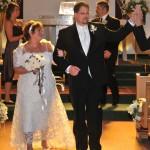 Moran-Tuttle wedding