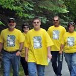 Adirondack Memory Walk 2012