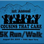 Cousins That Care 5k – 8/24/13